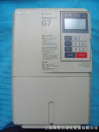 安川变频器CIMR 616G5变频器专业维修中心
