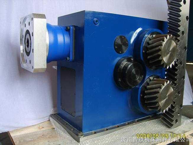 数控机床专用齿轮箱