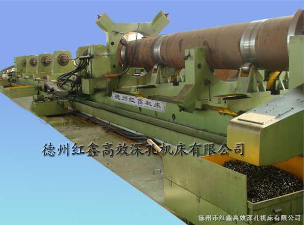 TK21100重型深孔钻镗床