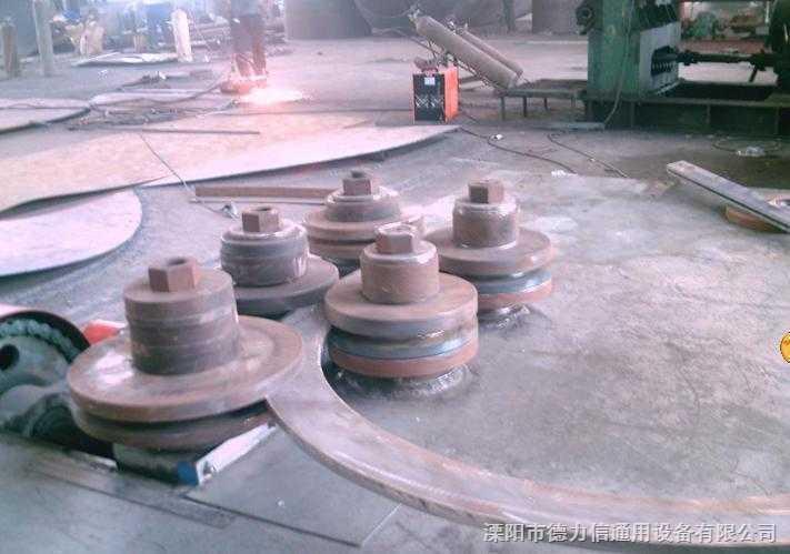 江苏卷板机生产厂 专业加工