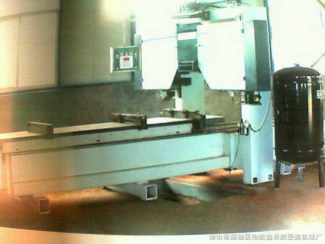 红木家具板材开片机-大型卧式带锯机