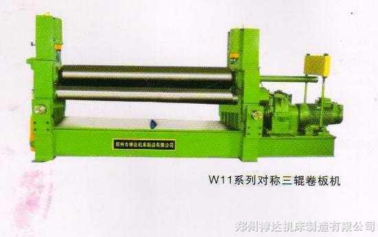 广州卷板机