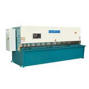 QC12K系列数控液压摆式剪板机(深圳直销处)