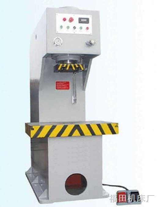 供应单柱压力机100T