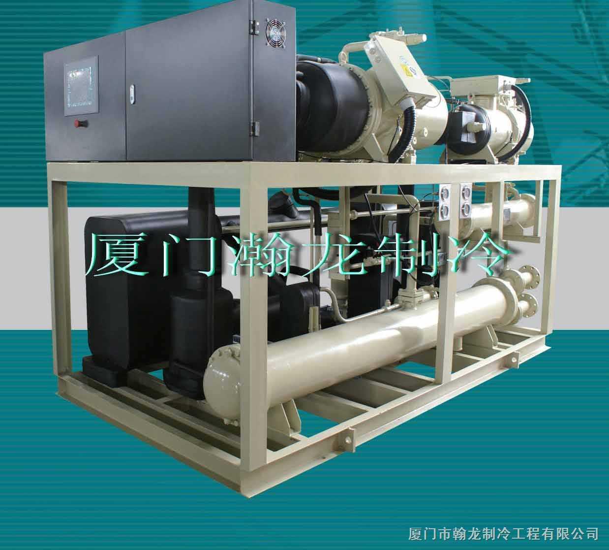 高性能深冷机组,复叠机组,超低温冷冻机