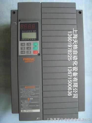 富士变频器(上海)维修售后中心