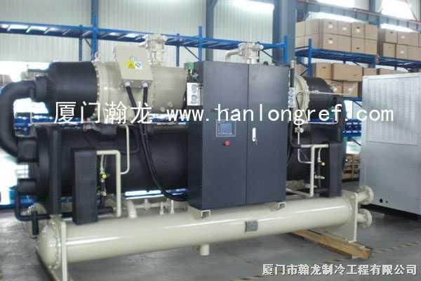 高效能螺杆式冷水机组,低温螺杆式冷水机组