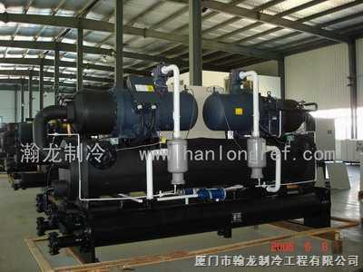 低温冷水机商,螺杆式低温冷水机组