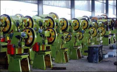 J21系列固定台式压力机(深圳直销处)