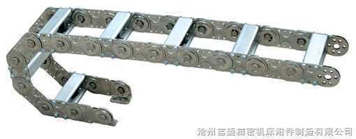 机床钢铝复合链