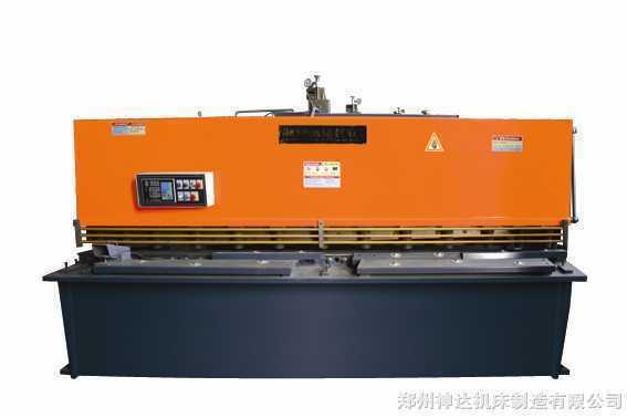 求购剪板机到神达机床液压摆式剪板机供货厂