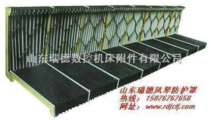上海风琴防护罩 柔性风琴防护罩