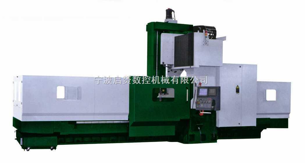 高寿命加工大尺寸QY1502系列大型龙门式加工中心