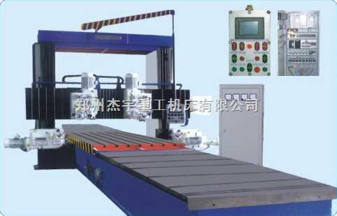 轻型龙门铣床QX2020-6