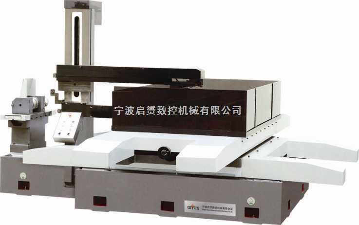 供应大厚度,超大规格的DK7780/DK77100的线切割