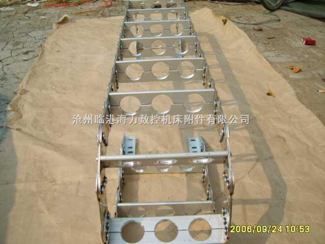 钢制拖链实用技术