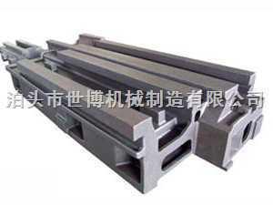 机床铸件  机床工作台铸件 机床立柱铸件