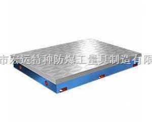 三坐标平台,铸铁平板