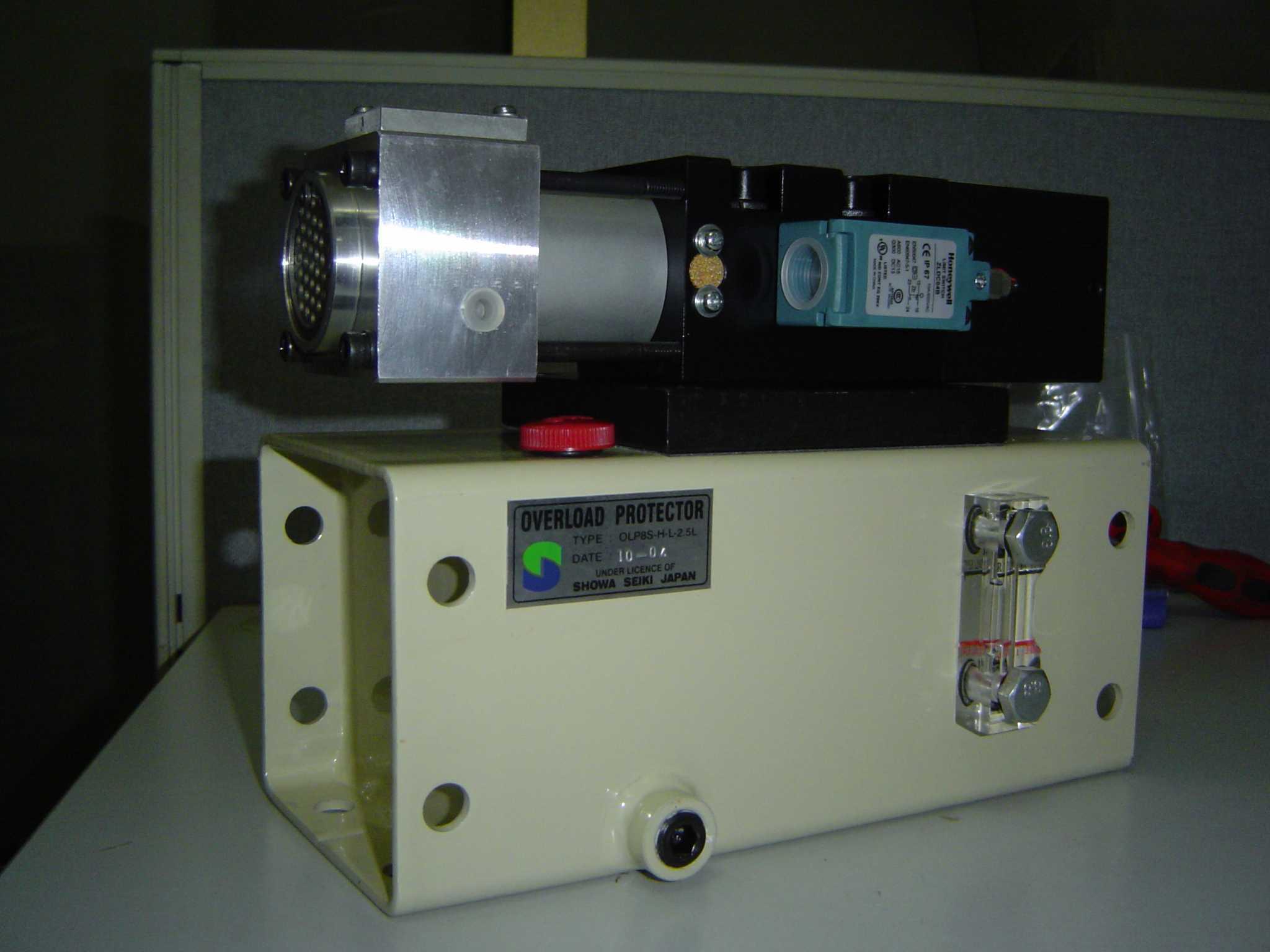 日本昭和液压过载泵