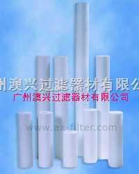 广州滤芯厂家|广州PP熔喷滤芯