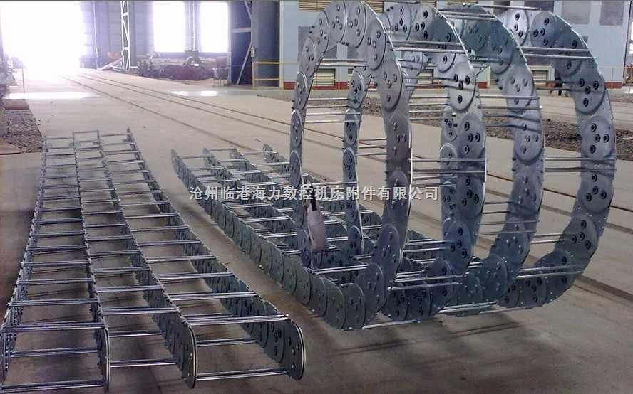 特大钢铝拖链