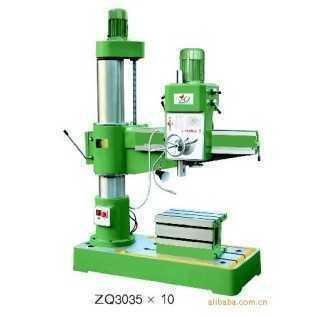 ZQ3035*10型摇臂钻床价格