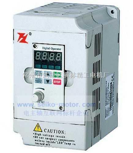 供应0.75KW通用型变频器