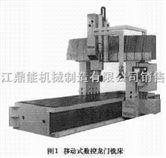 制造 加工 龙门架移动式镗铣床光机