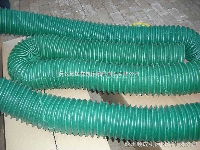 高性能矽胶高硅氧双层耐高温软连接