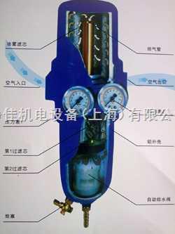 日本原装的三合一多功能干燥过滤器