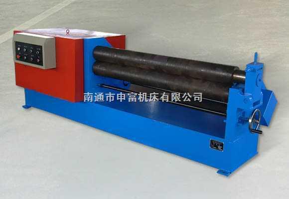 机械式三辊非对称卷板机
