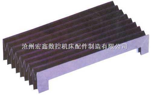 柔性风琴式防护罩,风琴式防护罩,风琴防护罩