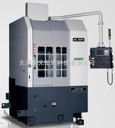 高刚性高精密数控立式车床DL 90V