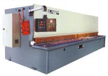系列液压摆式剪板机
