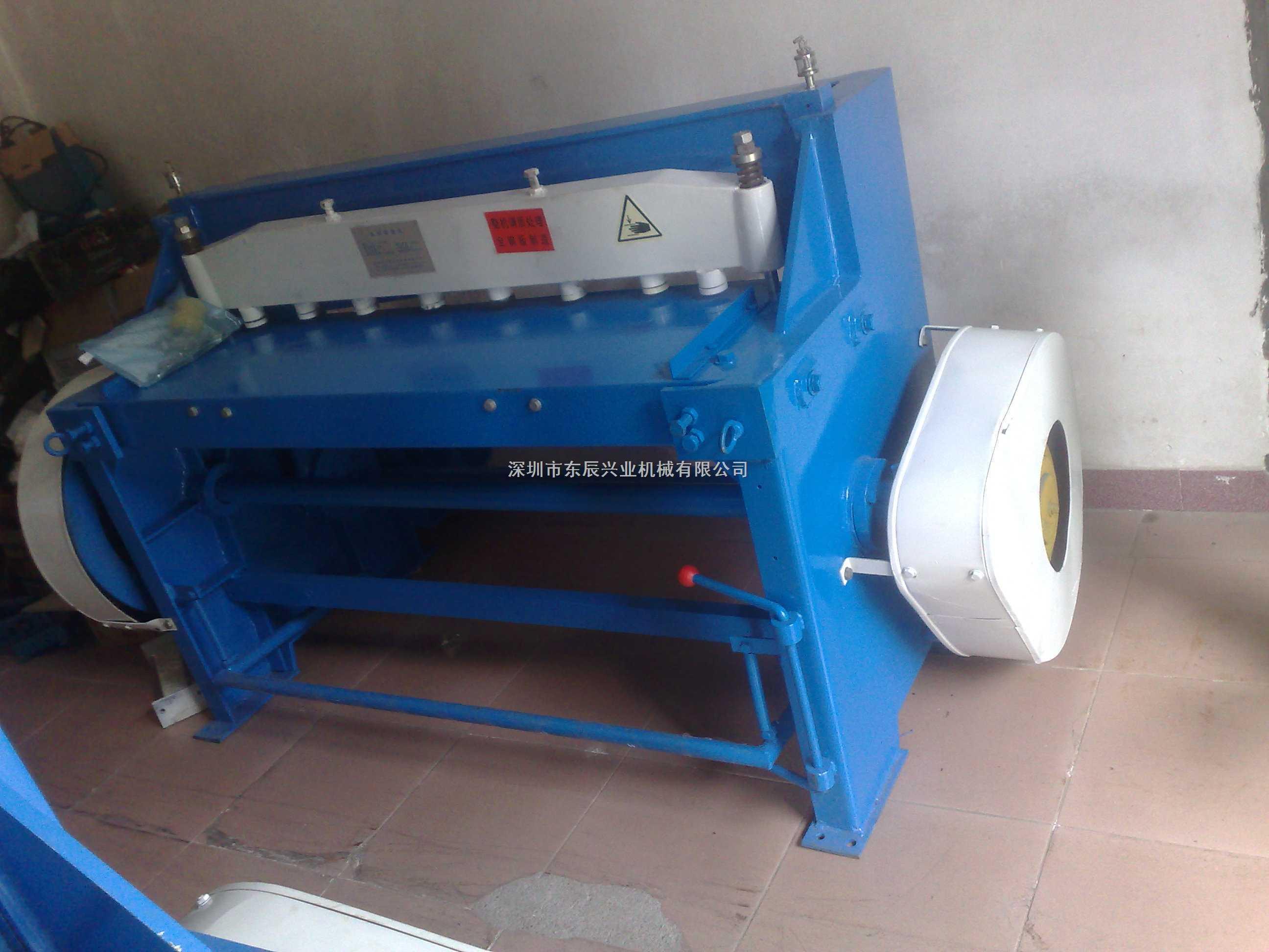 q11-3x1300全钢结构电动剪板机
