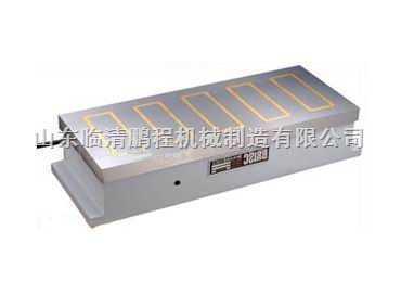 龙门铣床用X91强力电磁吸盘