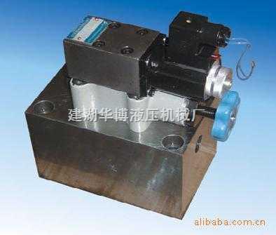 剪板机液压系统