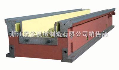 机床床身加工及制造