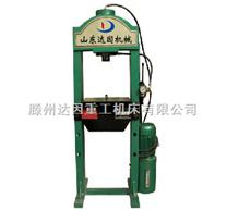 龙门式液压机达因重工生产