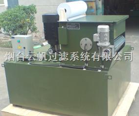 喷吸钻用过滤冷却装置