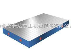 沧州铸铁平台划线平板