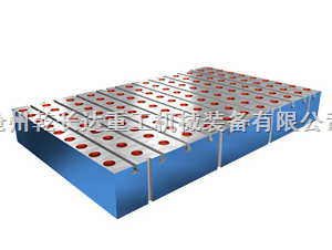 沧州铸铁平台铆焊平台