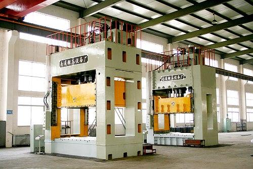 YQ27-1000四柱式单动液压机
