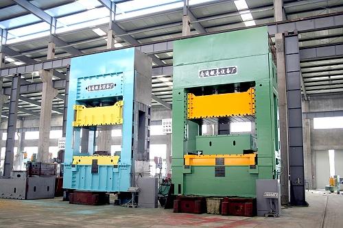 YQ27-1800四柱式单动液压机