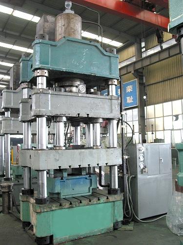 YQ28-315/400双动薄板拉深液压机