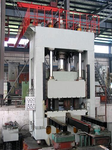 YQ28-2000/2600双动薄板拉深液压机