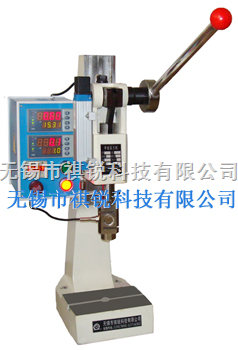 JPWA-05型压力行程双数显式手动压力机
