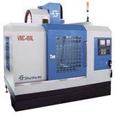 VMC650L线轨立式加工中心