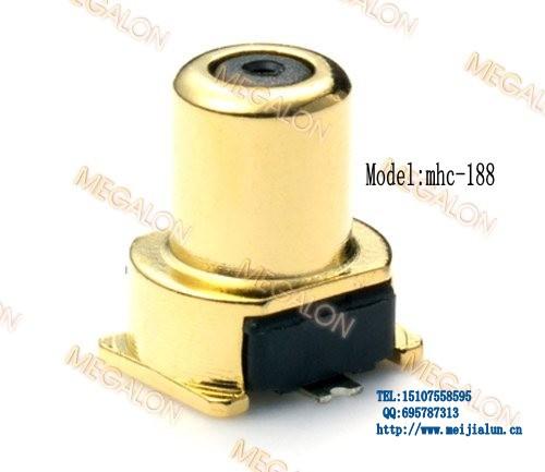 安费诺MHC RF射频底座、连接器