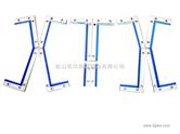 生产机床防护刮屑板